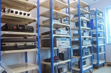 Hiệu chuẩn thiết bị tại Lab