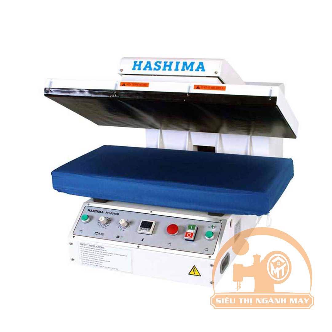Hiệu chuẩn Máy ép nhiệt Hasima HP-84A