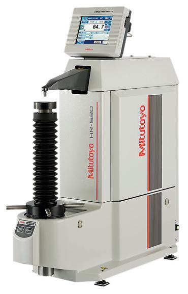 Hiệu chuẩn máy đo độ cứng Rockwell Hardness Tester Mitutoyo HR-530