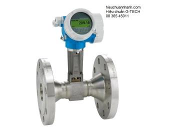 Hiệu chuẩn Lưu lượng/ Flow Meter ENDRESS+HAUSER- Dịch vụ nhanh